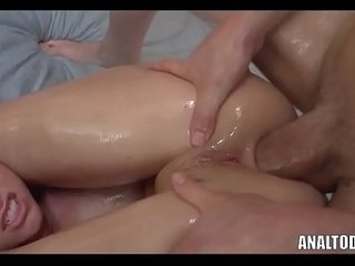 J.R Oiled Up Anal Fuck Toy