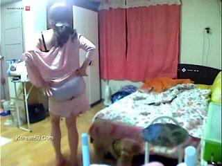 Korean Girl Lovely Diva Naked Video - Part 1