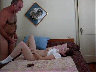 Grandpa Fucked His Granddaughter Very Hard Part 1 - rapidporner.com