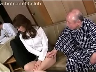 Grandpa threats for sex