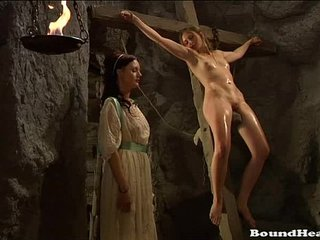 Lesbian slave punishment video - Slave Tears Of Rome