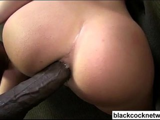 Sluts ass damaged by Mandingos 14 inches