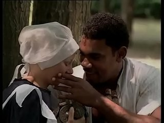 White maid can't resist to the black cock appeal
