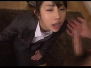 Japanese Cute Office Girl
