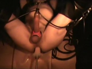 young man gets fuck machine ride - XTube Porn Video - JerryGumby